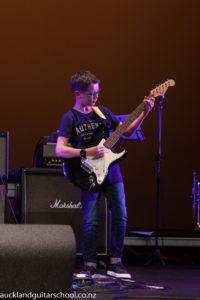Guitar lessons for children Auckland