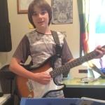Children's guitar lessons Howick